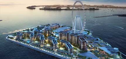 Bluewaters by Meraas Properties in Jbr