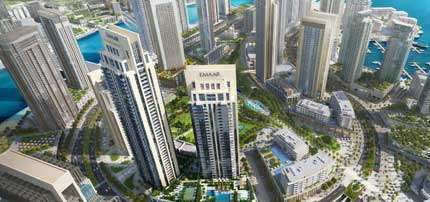 Creek Rise by Emaar