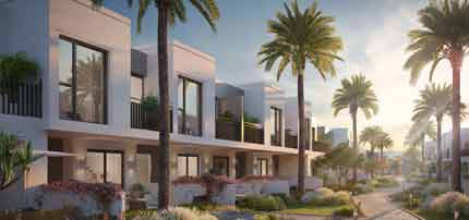 Expo Golf Villas by Emaar Properties in Emaar Beachfront