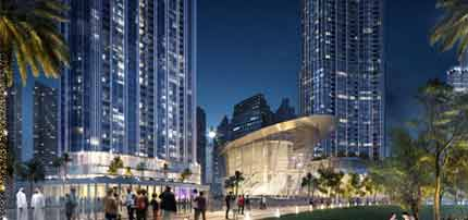 Grande by Emaar Off plan projects by Dubai South